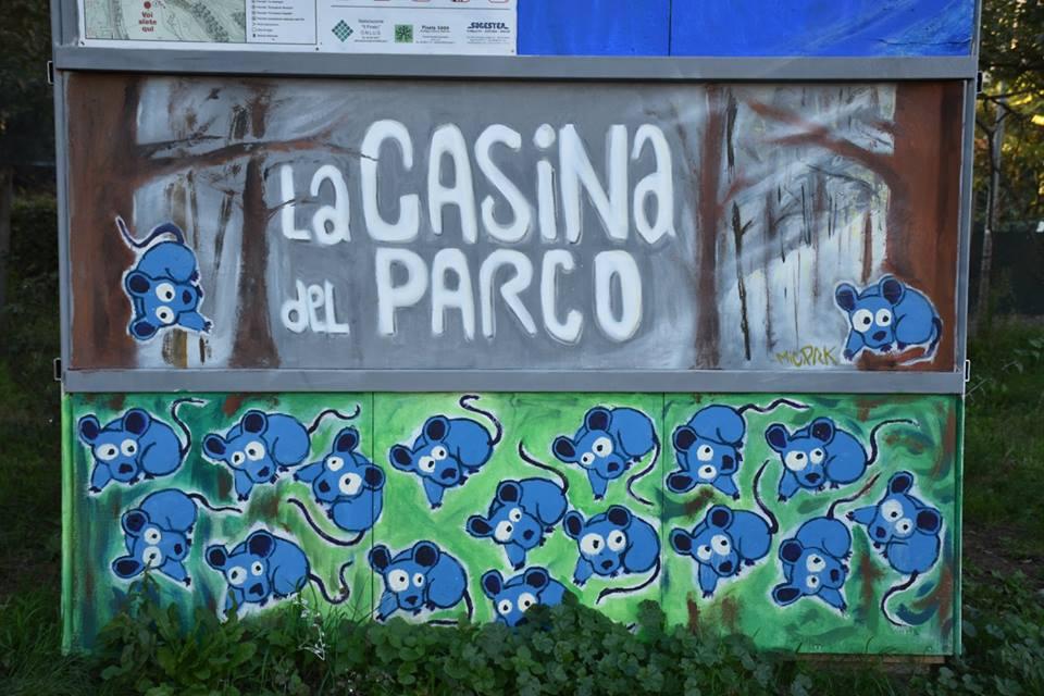 Roma, Parco del Pineto, Via della Pineta Sacchetti 78.  Foto di Raffaello Melchionda.