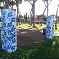 Roma, Parco del Pineto, Via della Pineta Sacchetti 78.  Foto di Raffaello Melchionda