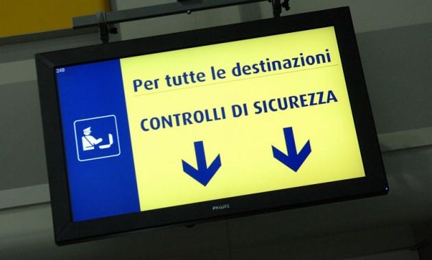Aeroporto di Torino Caselle - Archivio