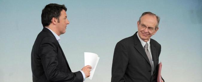 """Banche, al via il fondo di sostegno promosso dal governo. Renzi: """"Ma è un'iniziativa privata"""""""