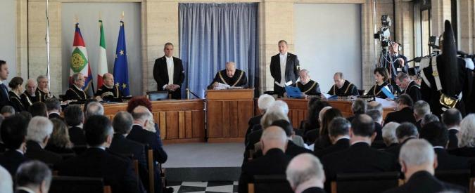 """Corte Costituzionale, Mattarella: """"Parlamento elegga i giudici mancanti"""""""