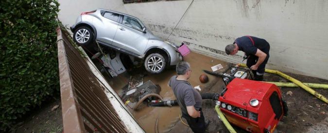 """Alluvione Costa Azzurra, 21 i morti. La Farnesina: """"Un italiano tra le vittime"""""""