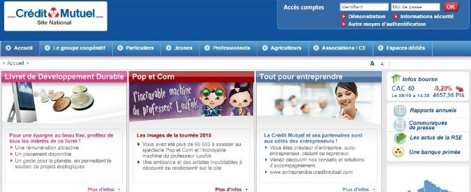Evasione fiscale in banca, l'inchiesta che accusa il gruppo francese Crédit Mutuel