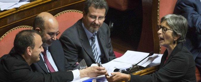 """Finanziamento ai partiti, M5S: """"Governo vuole approvare sanatoria prima delle Unioni civili"""""""