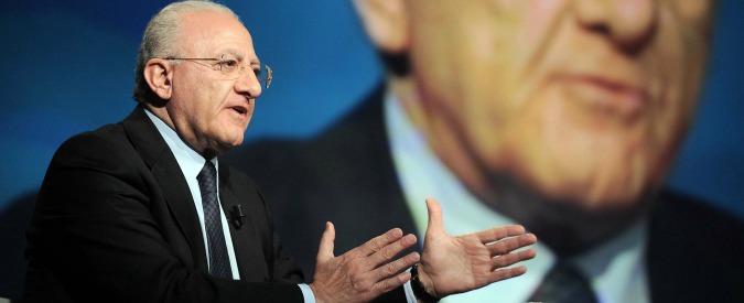 De Luca in pole per la candidatura a sindaco di Salerno: ma è Roberto, figlio del governatore della Campania