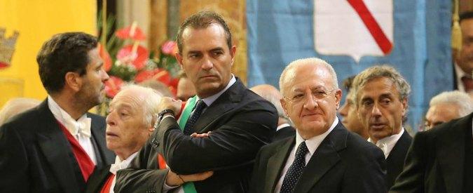 Legge Severino, la Consulta decide la sorte di De Magistris e De Luca