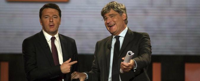 Del Debbio: 'No a Milano, l'anti-Renzi sono io. Lascio tv solo per Palazzo Chigi'