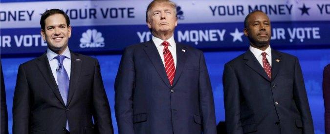 Usa 2016, i candidati repubblicani non convincono. E Hillary Clinton li prende in giro su Twitter