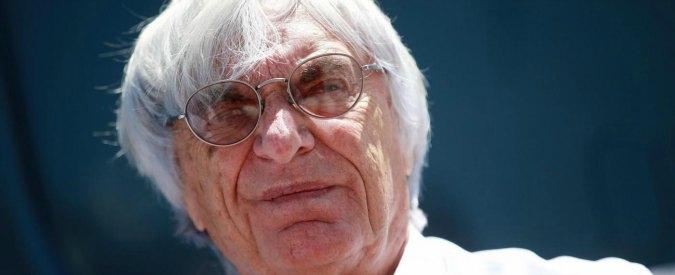 """Ecclestone: """"Formula Uno venduta entro fine 2015"""". Ma tace sugli investitori"""