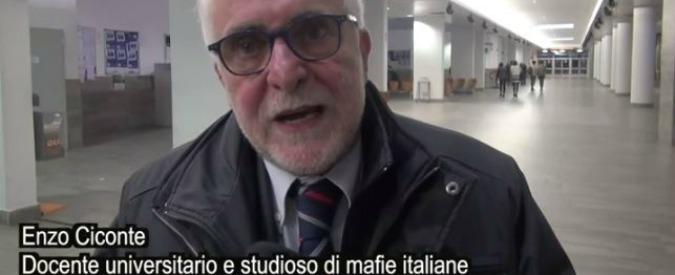"""Aemilia, lo storico Ciconte in Aula: """"Autorità dissero che la mafia non c'era e la gente purtroppo si è tranquillizzata"""""""