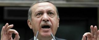 """Attentati Bruxelles, Erdogan: """"Autorità Belgio? Su Bakraoui sono state incompetenti"""""""