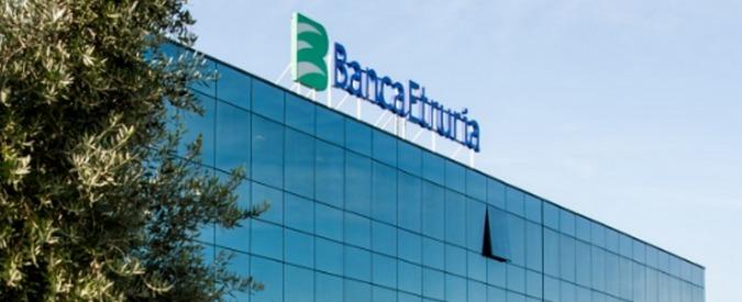 Banca Etruria, chiuse le indagini per fatture false. Indagati tre ex dirigenti