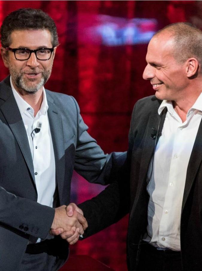 Varoufakis da Fazio, Rai rafforza il divieto di pagare i politici in trasmissioni radio e tv