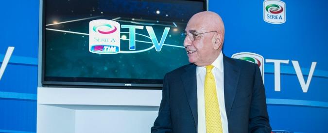 """Galliani-Ghedini, intercettazione nell'inchiesta dei diritti tv del calcio. L'avvocato: """"Grave violazione di legge"""""""