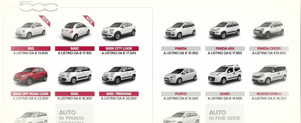 Volkswagen, Fiat-Chrysler fa lo sconto a chi cambia la sua VW, Audi, Seat o Skoda