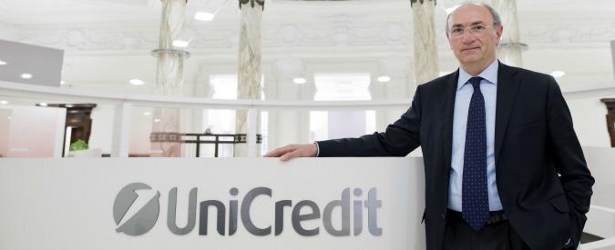 Unicredit, la cordata Palenzona e il controllo su nomine vertici della banca