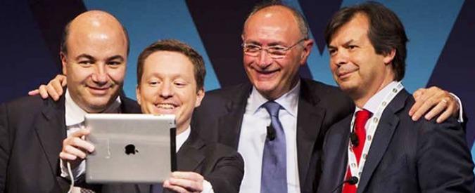 Banche, Borsa tiepida su ipotesi fusione Intesa-Unicredit-Mps. Che smentiscono
