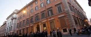 Massoneria: il Grande Oriente d'Italia vuole rientrare nel palazzo del Senato