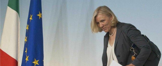 Josefa Idem, udienza preliminare per ex ministro e marito. Comune Pd chiede 18mila euro di danni