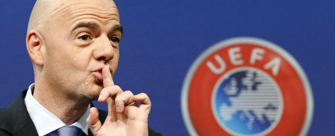 Fifa, per la presidenza la Uefa candida Gianni Infantino, braccio destro di Platini