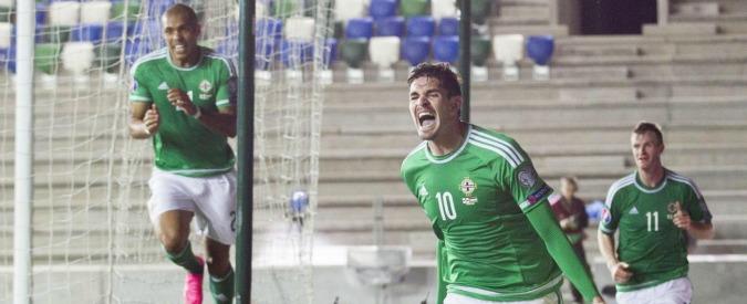 Europei 2016, miracolo Irlanda del Nord: prima qualificazione nella storia. Lafferty riesce dove il grande Best aveva fallito