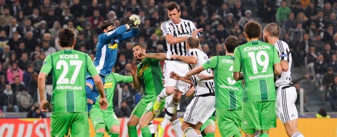 Juventus-Borussia Moenchengladbach solo su Mediaset Premium in esclusiva? No, anche su Sky: Biscione beffato