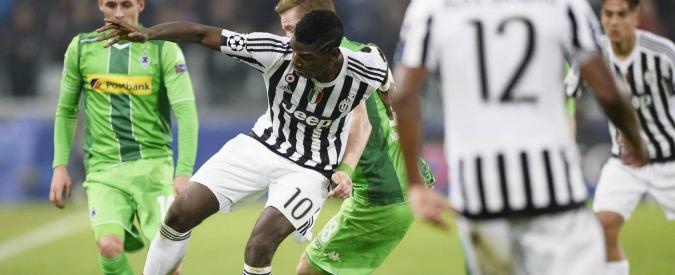 Champions League, Juventus – Borussia Monchengladbach: 0 a 0. Occasione persa, ma bianconeri ancora primi