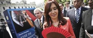 Elezioni Argentina, finisce l'era Kirchner: candidati favoriti di origine italiana