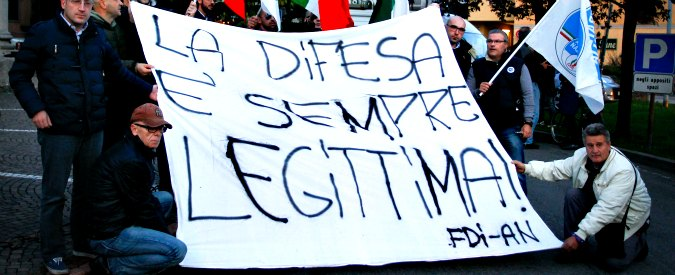"""Legittima difesa, la riforma del 2006 ha ampliato il diritto: """"Ma andare oltre la legge attuale porta a situazioni rischiose"""""""