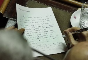lettera napolitano berlusconi
