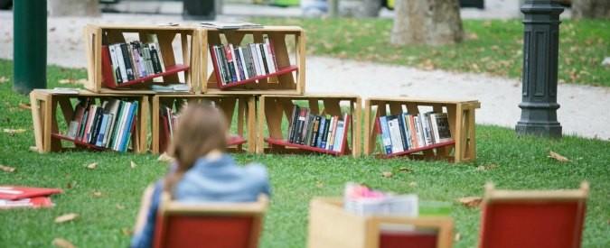 Volontariato, il prof di Chimica in pensione che sogna una biblioteca ovunque