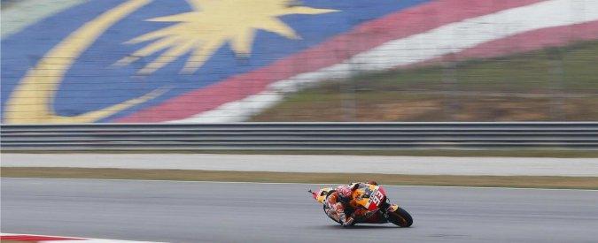 MotoGp Malesia, le qualifiche: Pedrosa primo davanti a Marquez. Rossi terzo
