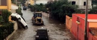Maltempo: allagamenti e frane al Sud. Sardegna e Sicilia le più colpite