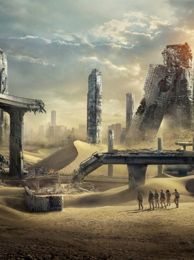 The Maze Runner – The Scorch Trial, i ragazzi del labirinto sono cresciuti e sfidano Hunger Games e Divergent