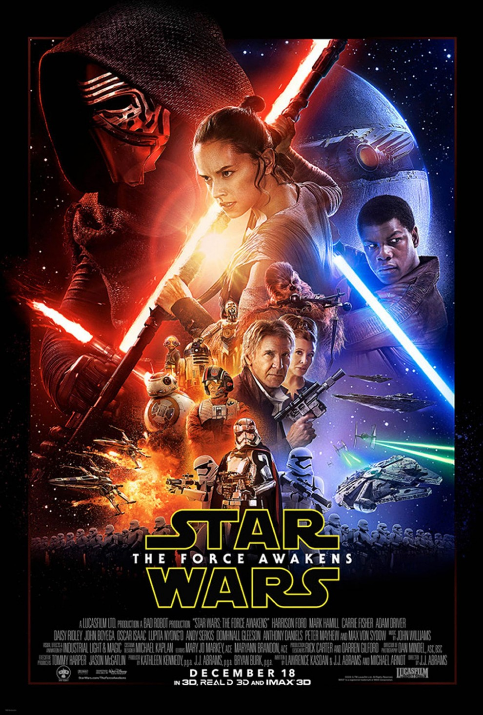 Star War Episode VII: The Force Awakens