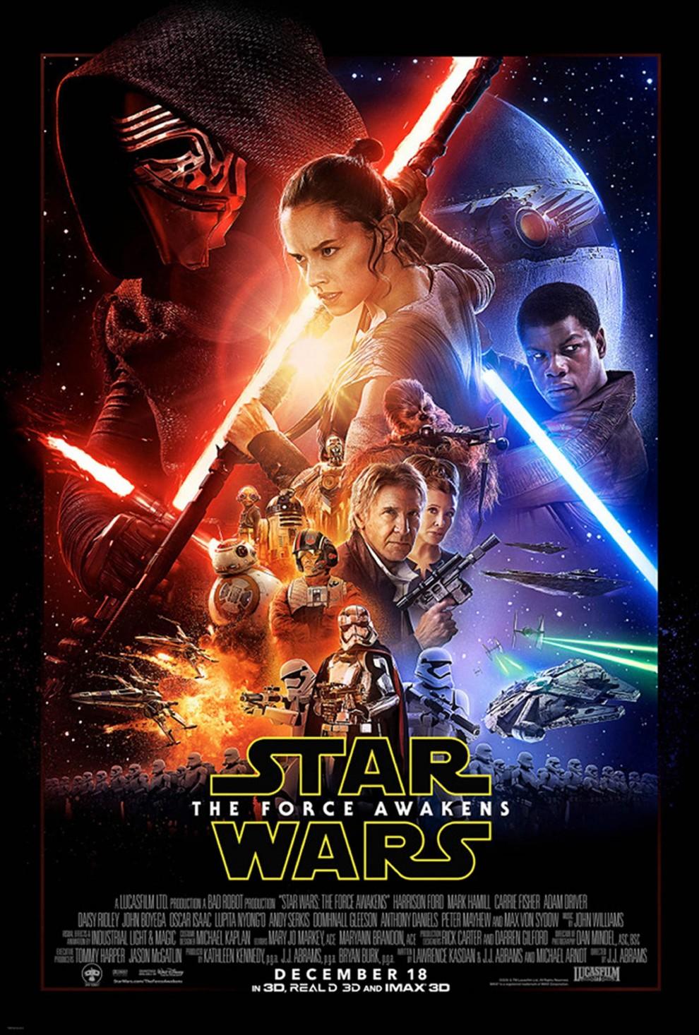 Star War Episode VII: The Force Awakens