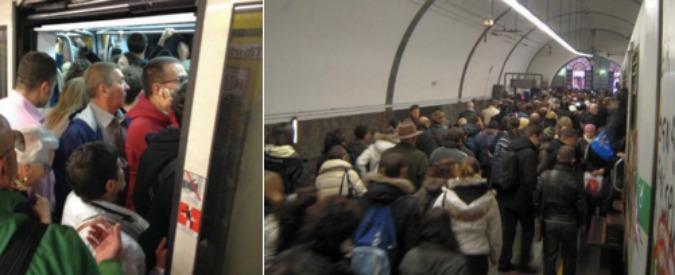 """Metro Roma, linea A ferma per incidente. Esposito: """"Mi viene da piangere. Bisogna decapitare i vertici di Atac"""""""