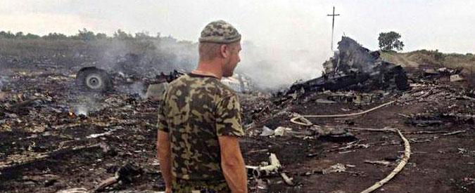"""Ucraina, il rapporto sul volo MH 17: """"Abbattuto da missile filo-russo"""""""