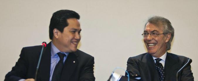 Moratti, l'addio anticipato all'Inter è la fine del calcio a gestione famigliare