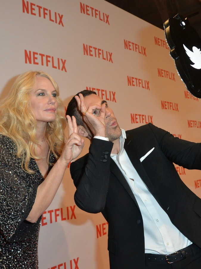 Netflix, cronaca di un pomeriggio con le star (tra snobismo da Pigneto e italiani poco coraggiosi)