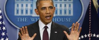 """Attentati Parigi, Obama: """"Politica su rifugiati non cambia"""". Rivolta dei repubblicani"""