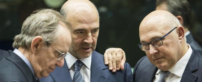 """Conti pubblici, Ue: """"Crediti deteriorati delle banche sono fattore di rischio"""". Titoli di nuovo a picco in Borsa"""