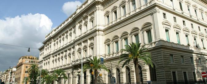 """Banche, Bankitalia: """"A maggio sofferenze ai massimi da gennaio, 199,9 miliardi'"""