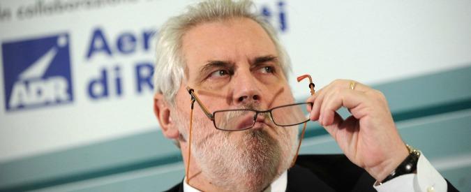 Aeroporti di Roma, Fabrizio Palenzona verso l'addio alla presidenza
