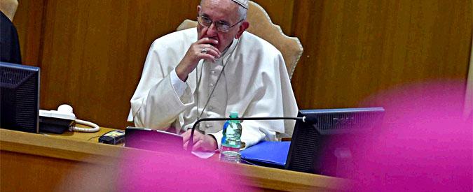 """Sinodo famiglia, Papa Francesco: """"Questo non è un Parlamento in cui negoziare compromesso"""""""