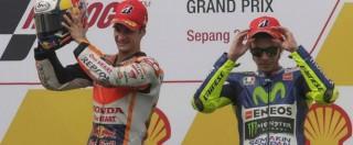 MotoGp, a Sepang il podio è di Pedrosa. Valentino Rossi fa cadere Marquez: a Valencia partirà ultimo (FOTO e VIDEO)