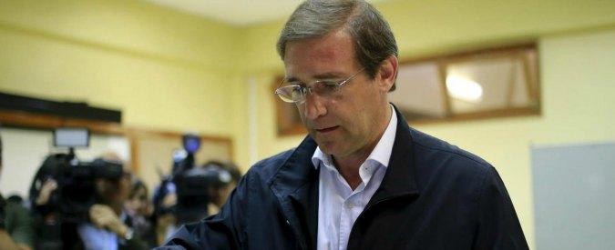 """Elezioni Portogallo 2015, exit poll: """"In vantaggio il centrodestra del premier pro austerity"""""""