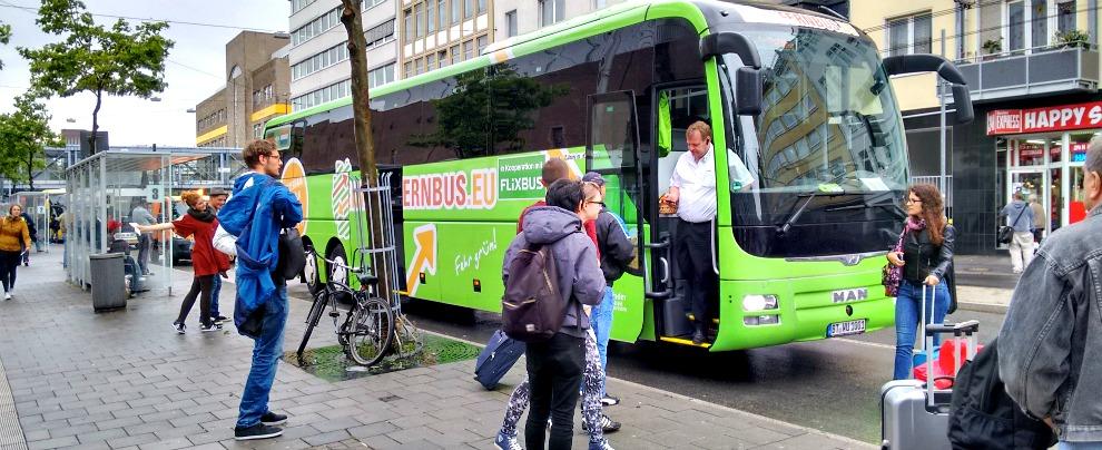 Fernbus, il pullman tedesco per viaggiare (low cost) in mezza Europa – La prova