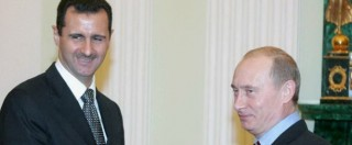 "Siria, Assad ricevuto a Mosca: ""Grazie per i raid"". Putin: ""Serve processo politico"""