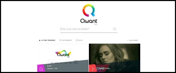 Qwant, la nuova alternativa a Google su cui la Banca europea investimenti ha puntato 25 milioni di euro